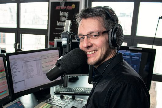 Jan Seifert (Bild: 87.9 STAR FM Berlin)