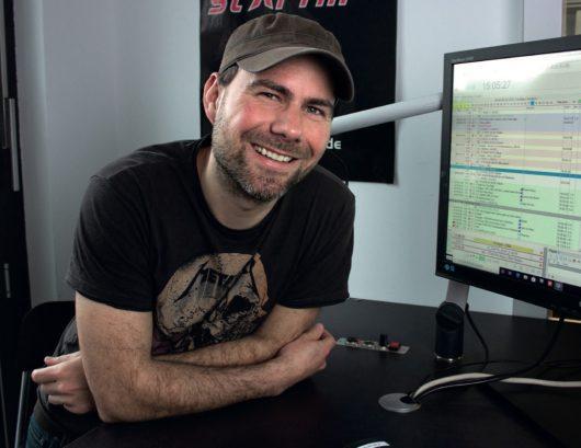 Wolfram Kienzler (Bild: STAR FM Nürnberg)