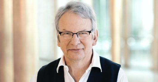 Dr. Heinz Sommer (Bild: © HR/Katrin Denkewitz)