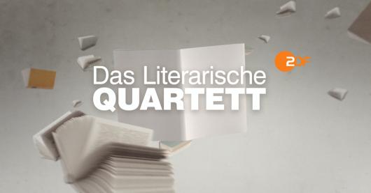 Literarisches-Quartett (Bild: ©ZDF)