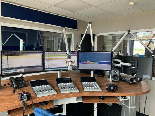 Neues Sendestudio (Bild: ©Radio Cottbus)