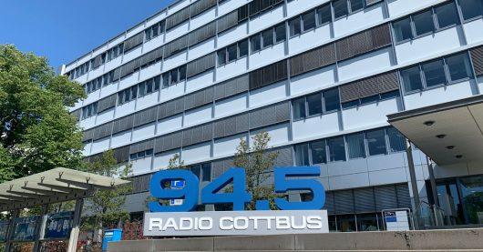 Radio Cottbus im Medienhaus (Bild: ©Radio Cottbus)