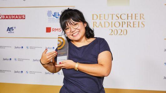 Anh Tran (Bild: ©Deutscher Radiopreis)