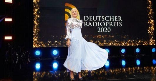 Barbara Schöneberger (Bild: ©Deutscher Radiopreis)