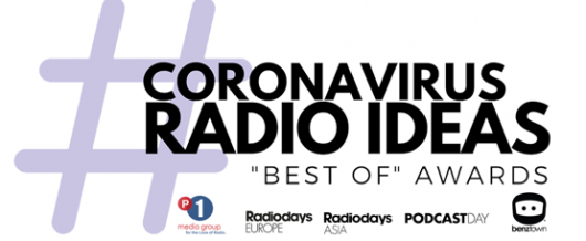 "CORONAVIRUS RADIO IDEAS ""BEST OF"" AWARDS"