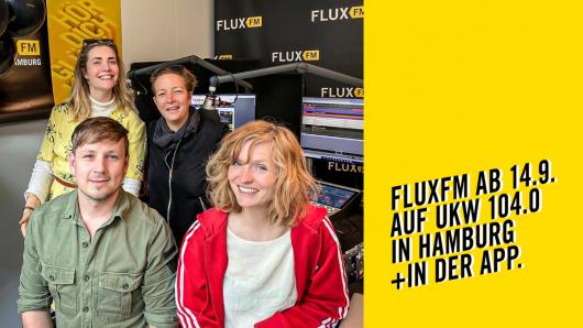 FluxFM-Hamburg-Team (Bild: ©FluxFM)