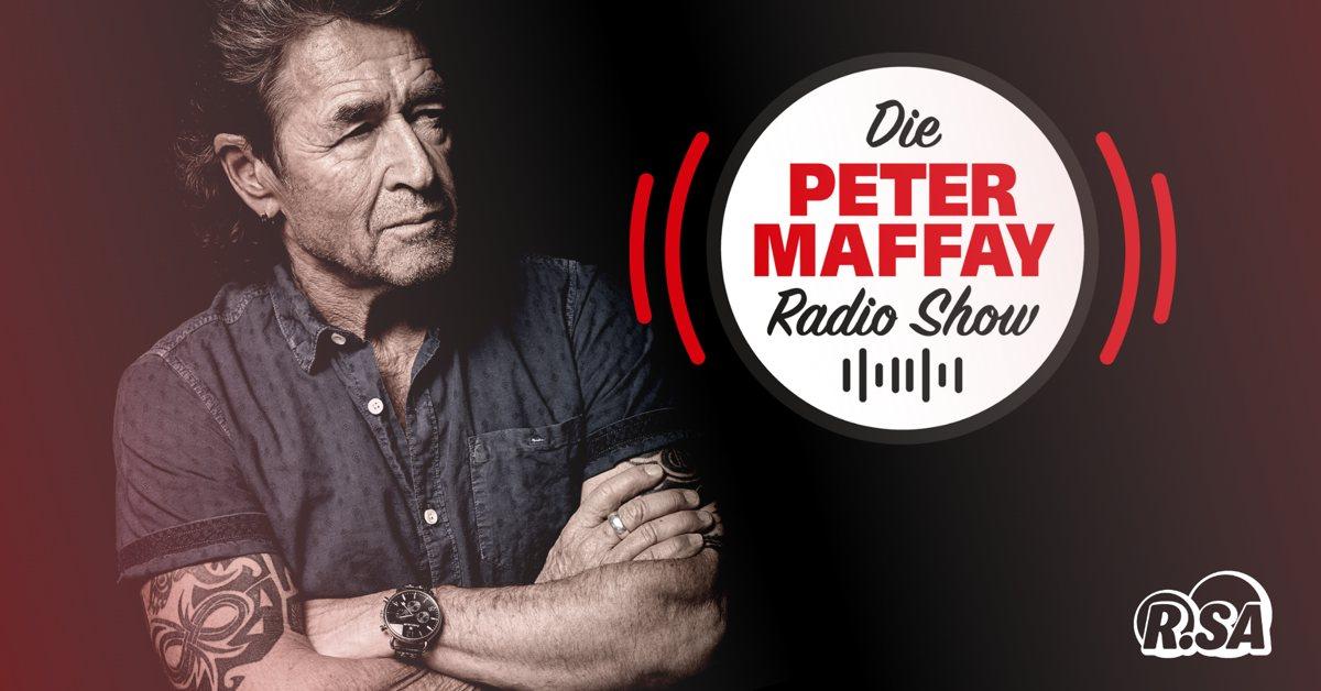 Die Peter Maffay Radio Show bei R.SA
