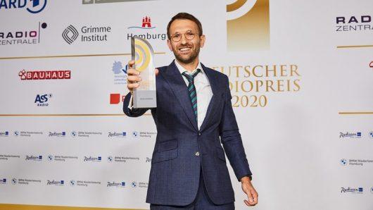 Philipp May (Bild: ©Deutscher Radiopreis)