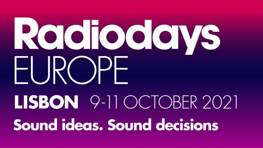 Radiodays Europe 2020 verschoben auf 9.-11. Oktober 2021