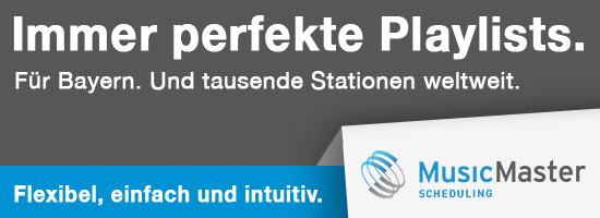 MusicMaster-Radioszene Bayern