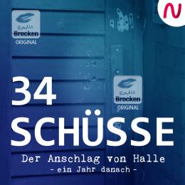 24 Schüsse – Podcastreihe von Radio Brocken beleuchtet den Anschlag von Halle