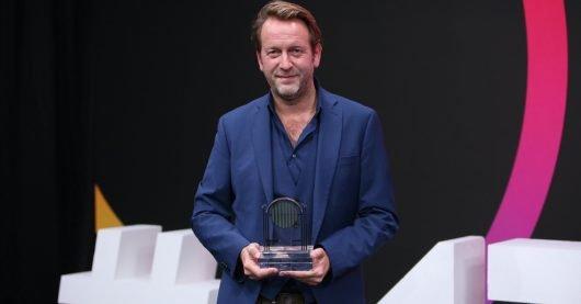 Fred Schreiber mit BLM-Hörfunkpreis