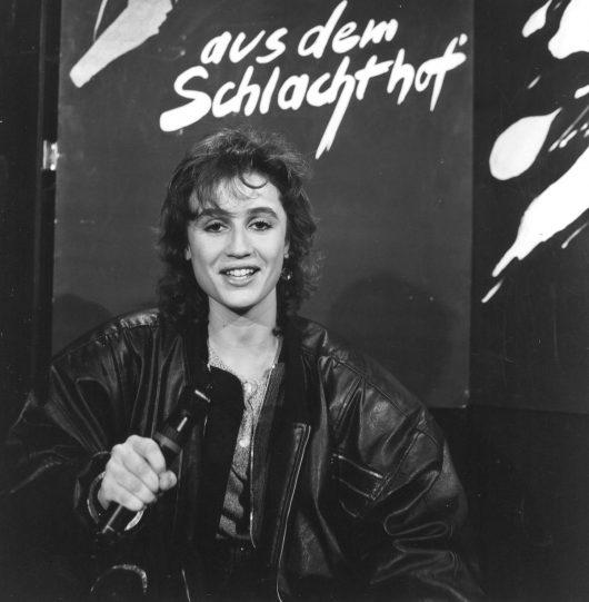 Sandra Maischberger (Bild: BR/60 Jahre Bayerischer Rundfunk)