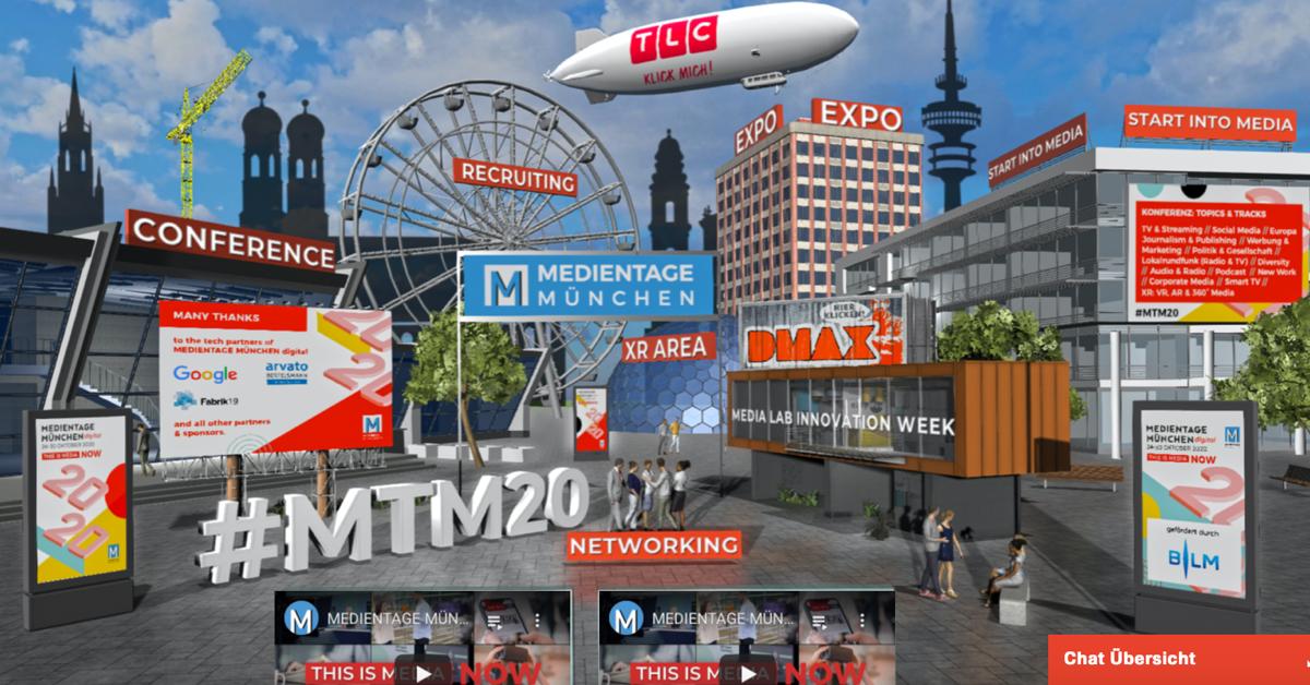 Medientage München 2020 digital