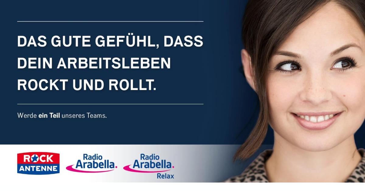 ROCK ANTENNE Österreich sucht Marketingleitung (w/m/d)