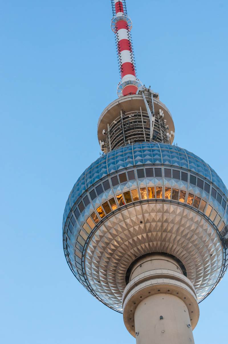 Fernsehturm Alexanderplatz (Bild: © Media Broadcast)