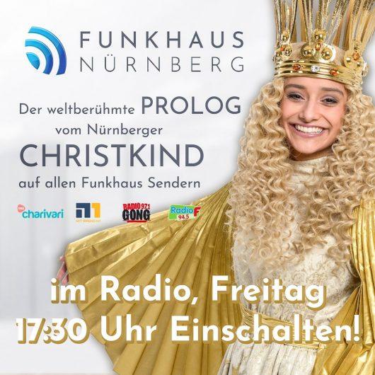 Nürnberger Christkindlesmarkt im Radio