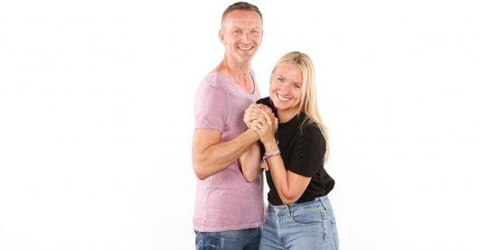 Jens May und Caro Schmidt (ANTENNE THÜRINGEN)