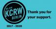 KCRW 104,1 MHz verlässt Berlin am 13. Dezember