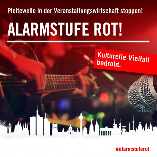 #AlarmstufeRot
