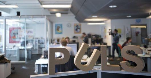 PULS-Redaktion (Bild: ©BR/PULS)
