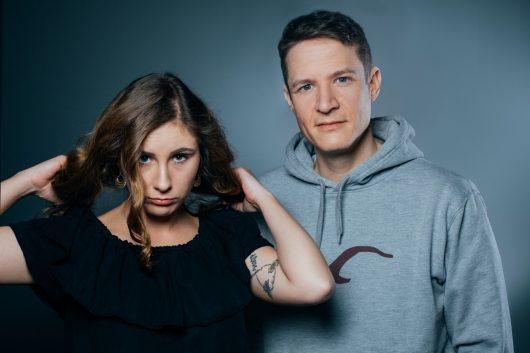 Podcast mit Falk Schacht und Jule Wasabi (Bild ©BR/PULS)