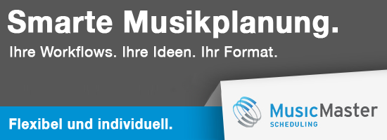 Smarte Musikplanung – MusicMaster