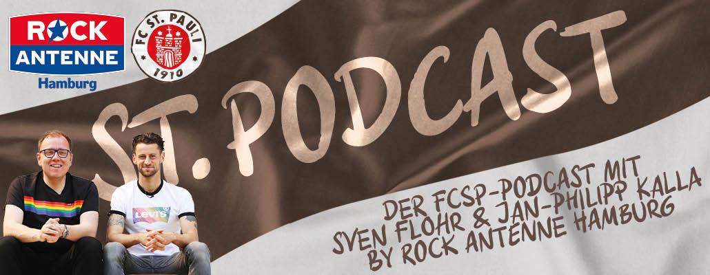 """ROCK ANTENNE Hamburg startet neuen """"St. Podcast"""" zusammen mit dem FC St. Pauli"""
