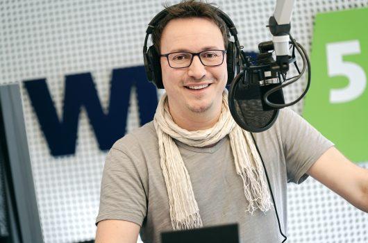 WDR 5 Sportecho mit Marc Eschweiler (Bild: © WDR/Herby Sachs)