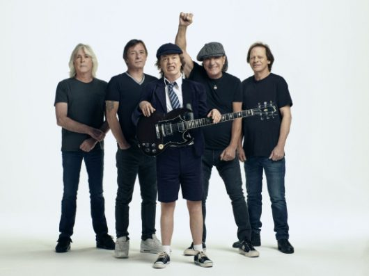 AC/DC (Bild: ©Columbia Records)