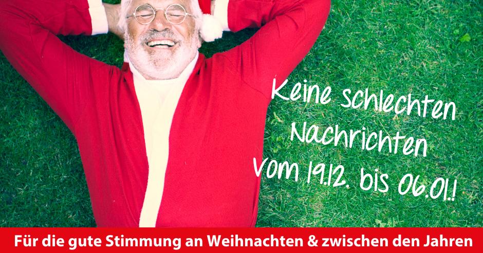 Schwarzwaldradio streicht zu Weihnachten die Nachrichten