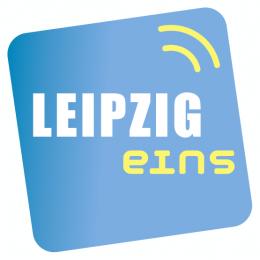LEIPZIG eins-Logo