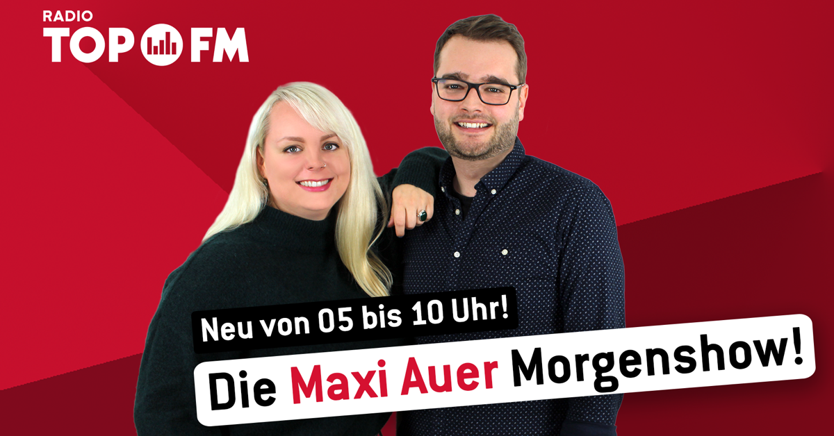Maxi Auer-Morgenshow (Bild: ©Radio TOP FM)