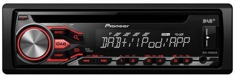 Pioneer DEH-4800DAB (Bild: ©Pioneer)