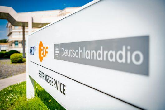 Beitragsservice-Firmengebäude (Bild: ©ARD ZDF Deutschlandradio beitragsservice/Ulrich Schepp)