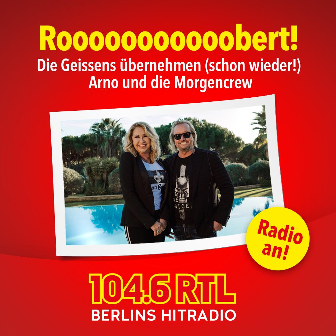 Die Geissens bei 104.6 RTL