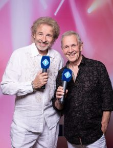 Thomas Gottschalk und Fritz Egner (Bild: ©BR/Markus Konvalin)