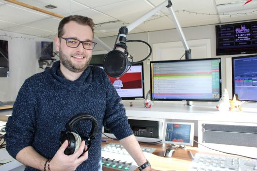 Maximilian Auer (Bild: ©Radio TOP FM)