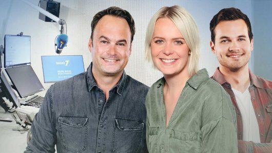 Radio 7-Morgenteam (Bild: ©Radio7