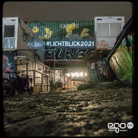 #lichtblick2021 am Bahnwärter Thiel (Bild: ©egoFM/genelabo)