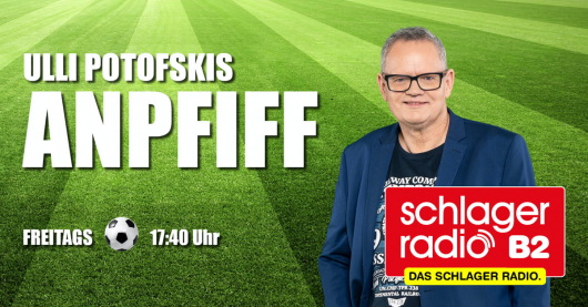 Ulli Potofski bei Schlager Radio B2