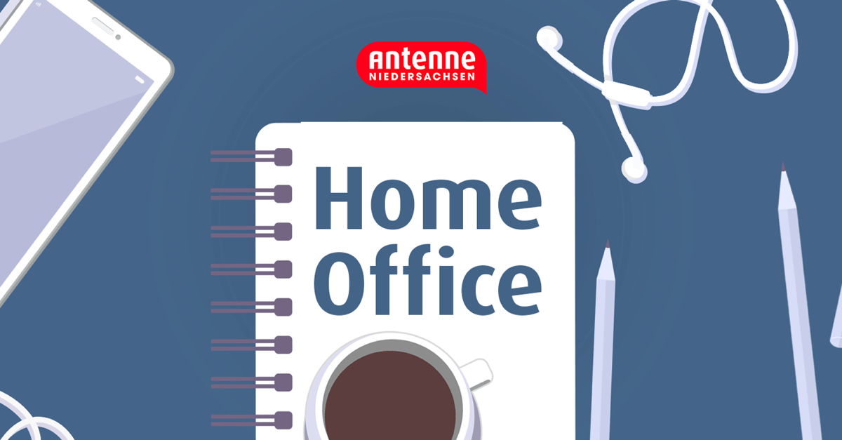 Antenne Niedersachsen startet ersten HomeOffice Musikkanal