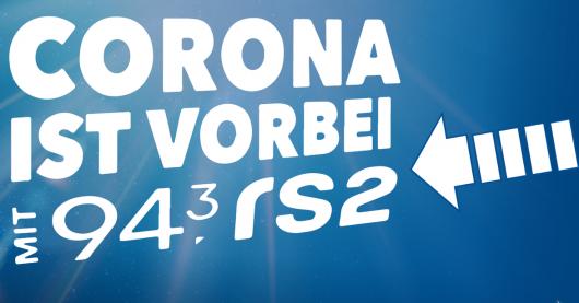 Corona ist vorbei mit 94,3 rs2