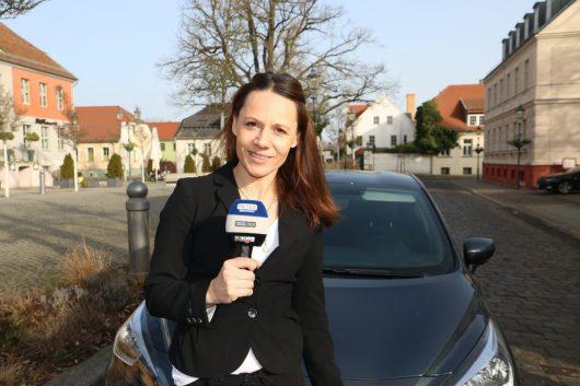 94.3 rs2 und Berliner Rundfunk 91.4-Brandenburg-Reporterin Stefanie Fiedler (Bild: ©medienzentrum Berlin)