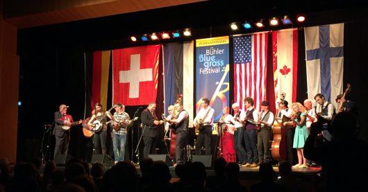 Bluegrass-Festival (Bild: Privatarchiv)