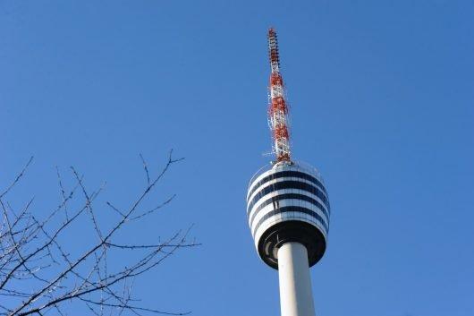 Fernsehturm Stuttgart (Bild: ©SWR/Alexander Kluge)