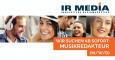 IR MediaAD sucht ab sofort einen Musikredakteur (m/w/d)