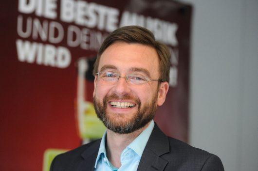 Martin Grasmück (Bild: ©SR/BeckerBredel)