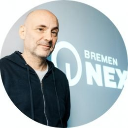 Matthias Zähler (Bild: @Radio Bremen/Christian Wasenmüller)