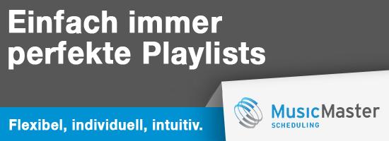 MusicMaster: Einfach immer perfekte Playlists